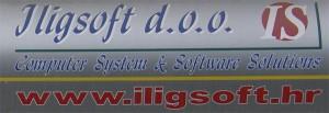 Samoljepljiva folija - reklama Iligsoft