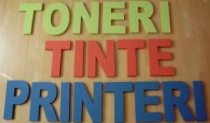 Toneri tinte printeri