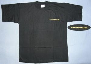 Tisak na majice dostava.info 001